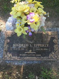 Mildred L Epperly