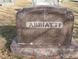 Alfred J Abbiatti