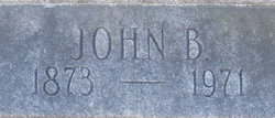John B Brockland