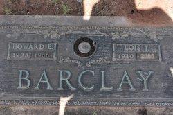 Lois W. <I>Tucker</I> Barclay