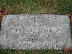 Thomas F Feeney