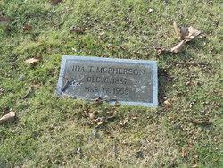 Ida L. <I>Thomas</I> McPherson