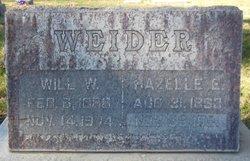 Will Waller Weider