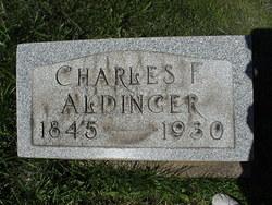 Charles F. Aldinger