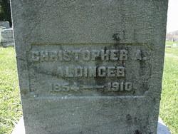 Christopher A. Aldinger