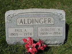 Paul Augustus Aldinger