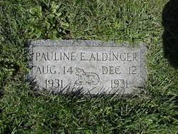 Pauline E. Aldinger