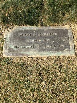 Mary C. Carlisle