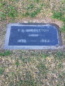 Fisher Augustus Middleton
