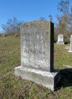 Elizabeth A. <I>Tull</I> Taylor