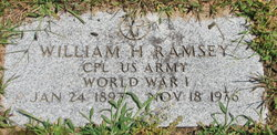 CPL William Henry Ramsey