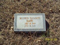 Mildred Elizabeth Barry