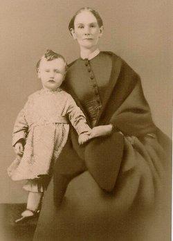 Mary Richey <I>Moore</I> Garrison