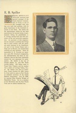 Edmond Berkley Spiller