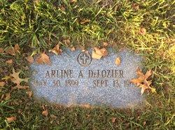 Arline Agatha <I>Borrell</I> DeLozier