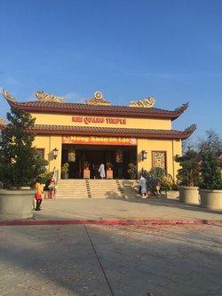Kim Quang Temple Columbarium