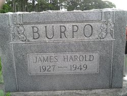 James Harold Burpo