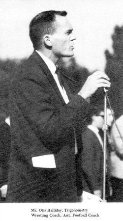 Otis Thornton Halliday, Jr