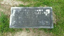 Albert Daniel Simmons, Jr