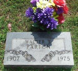 Walter T Parton