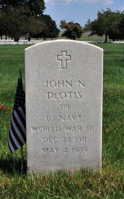 John Nicholas Deotis