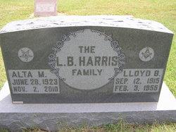 Alta M. Harris
