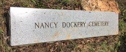 Nancy Dockery Cemetery