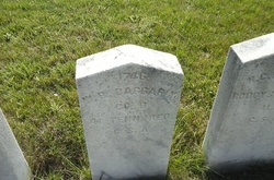 Pvt William B. Baggarly