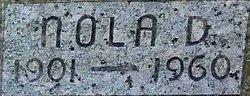 Nola D. Julius