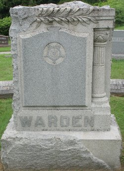 Mary E. <I>Newman</I> Warden