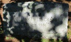 Daniel McEwen Crabbe