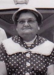"Mae Marie ""Granny"" <I>Carter</I> Cook"