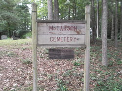McCarson Cemetery