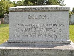 Richard Ernest Bolton
