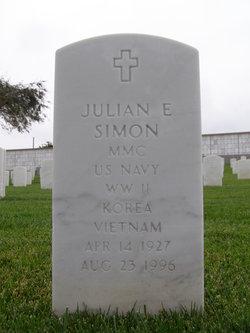 Julian Ernest Simon