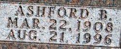 """Ashford Bradford """"Pete"""" Knisley"""