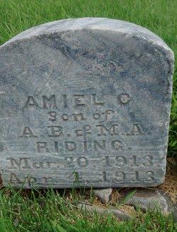 Amiel Clifton Riding