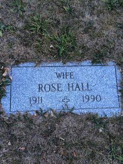 Rose M <I>Olic</I> Hall