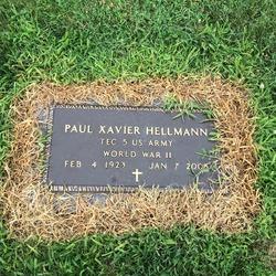 Paul Xavier Hellmann