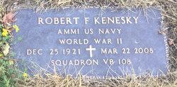 """Robert Fredrick """"Bob"""" Kenesky"""