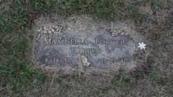 "Maxinella ""Max"" <I>Fortson</I> Harper"
