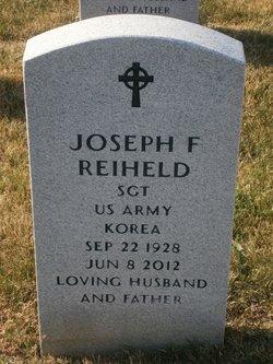 Joseph F Reiheld