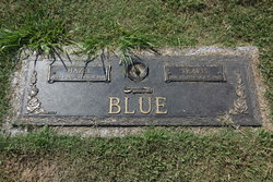 Hazel <I>Hulett</I> Blue