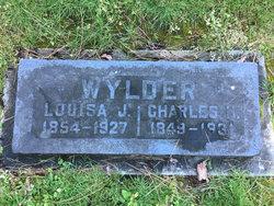 Louisa Jane <I>Owen</I> Wylder