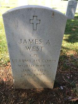 James A. West