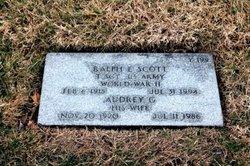 Audrey G. <I>Holley</I> Scott