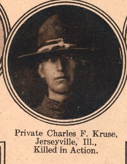 PVT Charles Fred Kruse