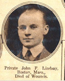 PVT 1CL John L. Lindsay