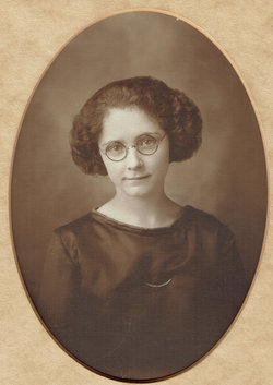 Bessie Marie <I>Thomas</I> Anderson Benson