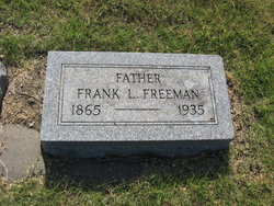 Frank Lincoln Freeman